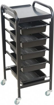 Apollo 5 Drawer Trolley
