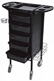 Breeze 5 Drawer Trolley