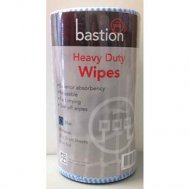 Heavy Duty Cleaning Wipes - Perforated Rolls