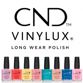 CND Vinylux Weekly Polish - Discontinued Shades 15ml