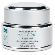 Brisa Coloured Sculpting Gel - Yellow-Opaque 14 gm