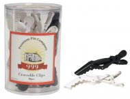 999 Large Crocodile Clips - 10 Pack
