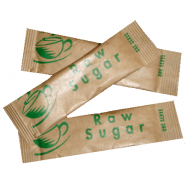 Raw Sugar Satchets Box 2000
