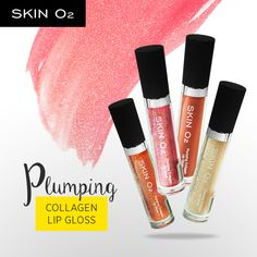 Skin O2 Plumping Collagen Lip Gloss