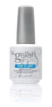 Gelish - Top It Off Sealer (Soak Off Gel Sealer) 15ml