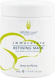 Immaculate Deep Purifying Refining Mask 500g